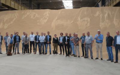 Verslag bijeenkomst 26 juni 2018 – houtpellets