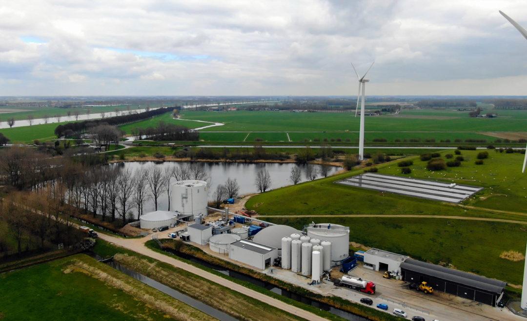 Bijeenkomst 26 november – Innovatie bij biogas in Waalwijk